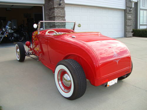 1930 Ford Model  Roadster For Sale (picture 3 of 6)