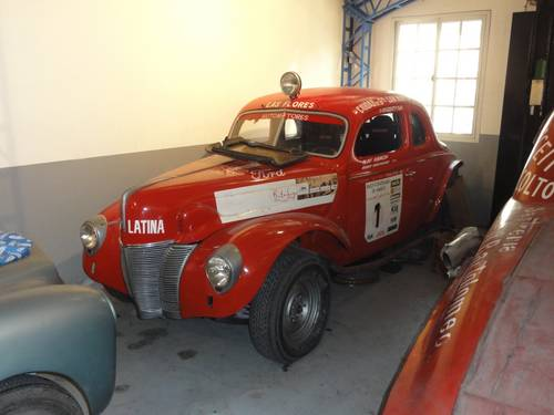 1940 Ford Panamericana Race Car For Sale (picture 1 of 6)