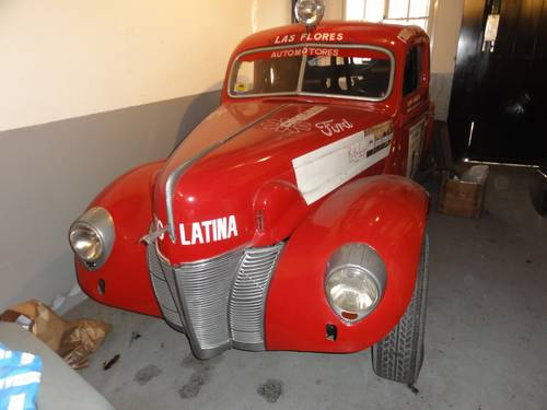 1940 Ford Panamericana Race Car For Sale (picture 2 of 6)