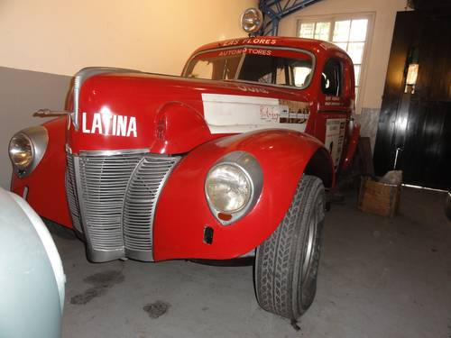 1940 Ford Panamericana Race Car For Sale (picture 3 of 6)