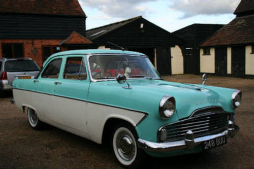 Ford Zodiac Mk 2 1961, Now Sold. All Classic Fords Wanted Wanted (picture 1 of 6)