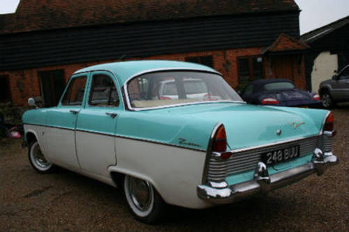 Ford Zodiac Mk 2 1961, Now Sold. All Classic Fords Wanted Wanted (picture 4 of 6)
