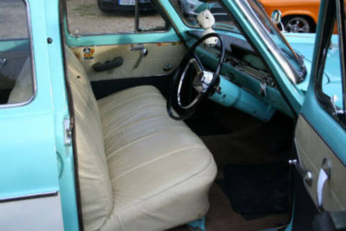 Ford Zodiac Mk 2 1961, Now Sold. All Classic Fords Wanted Wanted (picture 6 of 6)