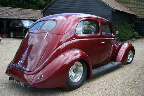 Ford 1937  Slantback Hot Rod.NOW SOLD,MORE CARS  Wanted (picture 6 of 6)
