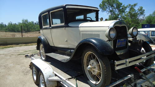 Ford Model A 1929 For Sale (picture 1 of 6)