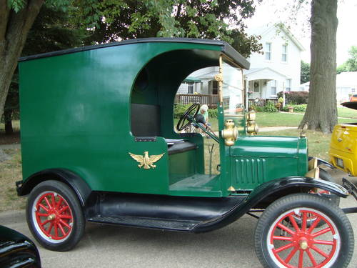 1926 Ford Model T C-Cab Panel Delivery For Sale (picture 1 of 6)