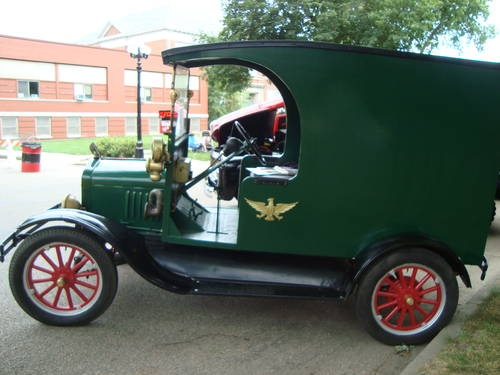 1926 Ford Model T C-Cab Panel Delivery For Sale (picture 2 of 6)