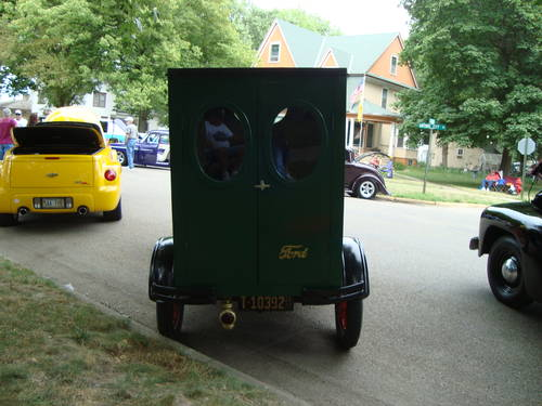 1926 Ford Model T C-Cab Panel Delivery For Sale (picture 4 of 6)