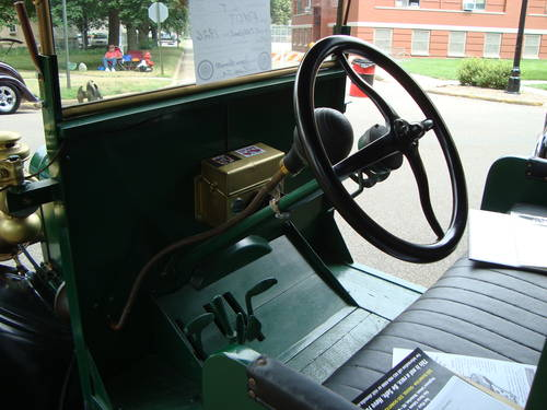 1926 Ford Model T C-Cab Panel Delivery For Sale (picture 5 of 6)