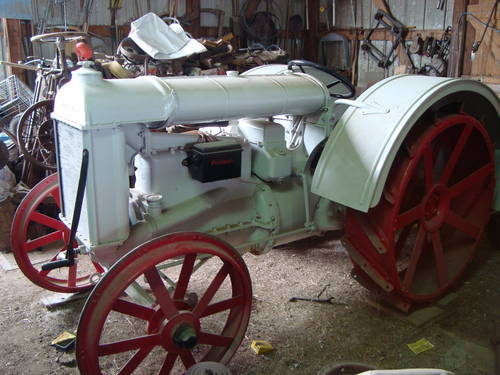 1927 Fordson Tractor For Sale (picture 2 of 6)