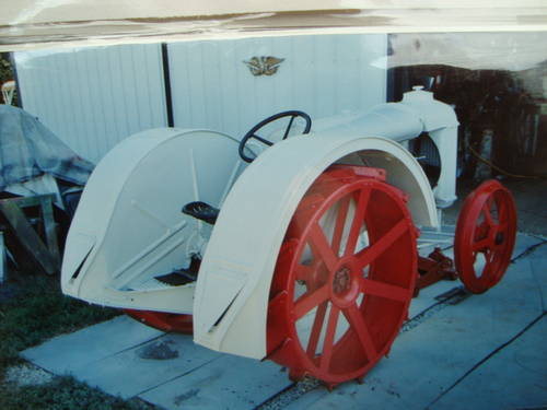 1927 Fordson Tractor For Sale (picture 3 of 6)