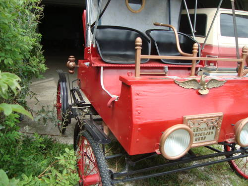 1905 Ford Bennett RunAbout Horseless Carriage For Sale (picture 2 of 6)