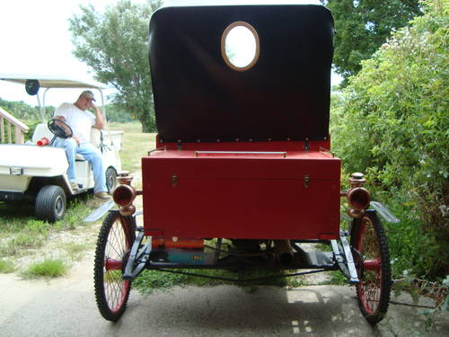 1905 Ford Bennett RunAbout Horseless Carriage For Sale (picture 4 of 6)