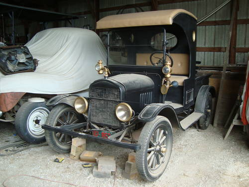 1922 Ford Model T  C-Cab Pickup For Sale (picture 1 of 6)