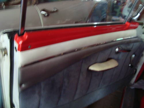 1957 Ford Fairlane 500 Skyliner HT Convertible For Sale (picture 3 of 6)