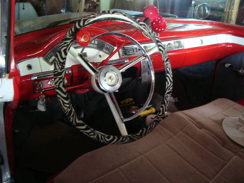 1957 Ford Fairlane 500 Skyliner HT Convertible For Sale (picture 4 of 6)