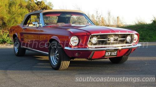 Ford Mustang Bespoke Restoration, 1965 1966 1967 1968 Shelby For Sale (picture 1 of 6)