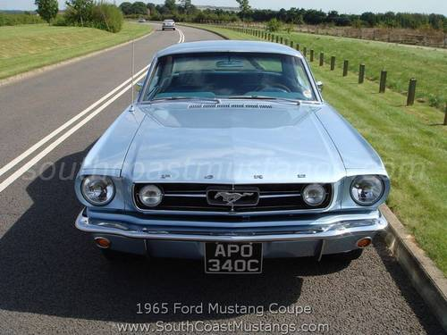 Ford Mustang Bespoke Restoration, 1965 1966 1967 1968 Shelby For Sale (picture 3 of 6)