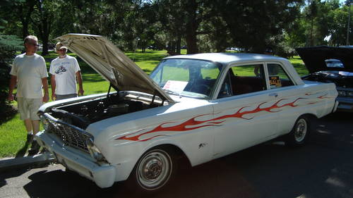 1964 Ford Falcon 2DR For Sale (picture 1 of 6)