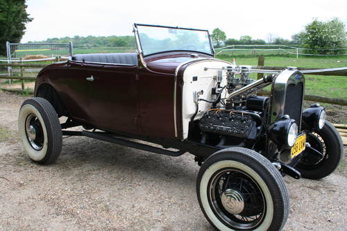 1930 Ford Model A, Model B, V8 Classics & Hot Rods required  Wanted (picture 1 of 6)