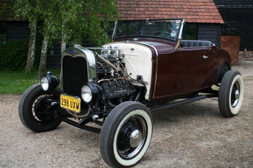 1930 Ford Model A, Model B, V8 Classics & Hot Rods required  Wanted (picture 2 of 6)