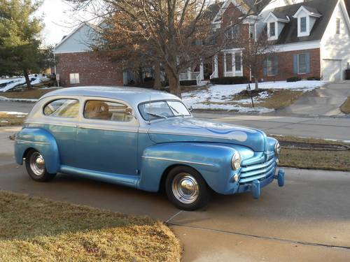 1948 Ford 2DR Sedan For Sale (picture 1 of 6)