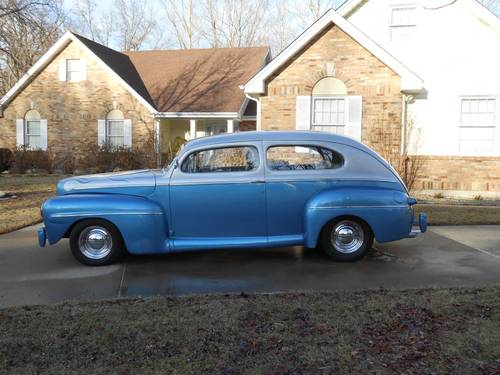 1948 Ford 2DR Sedan For Sale (picture 2 of 6)