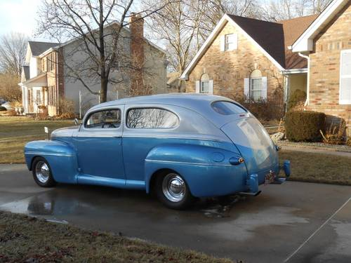 1948 Ford 2DR Sedan For Sale (picture 3 of 6)