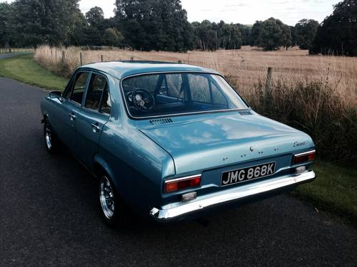 1971 STUNNING ESCORT MK1 🚘 - Retro Mag featured For Sale (picture 3 of 6)
