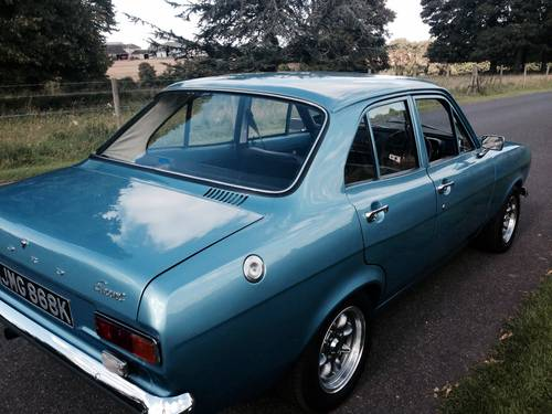 1971 STUNNING ESCORT MK1 🚘 - Retro Mag featured For Sale (picture 6 of 6)