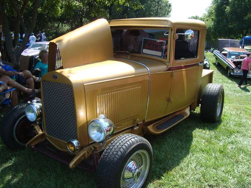 1931 Ford Model  A Pickup For Sale (picture 1 of 6)