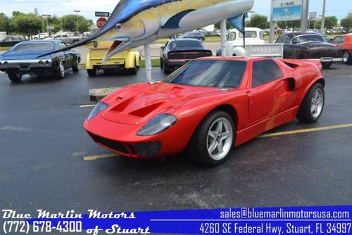 1966 Ford Gt40 Lone Star Classics Replica For Sale Car And Classic