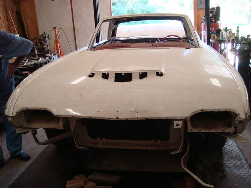 1962 Ford Thunderbird Coupe For Sale (picture 3 of 6)