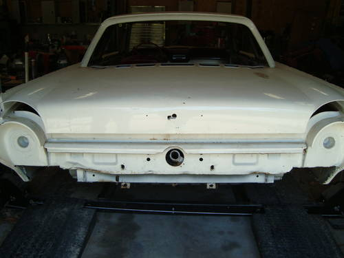 1962 Ford Thunderbird Coupe For Sale (picture 4 of 6)