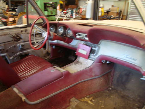 1962 Ford Thunderbird Coupe For Sale (picture 5 of 6)