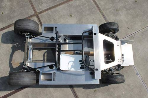 1967 Rcr Gt40 Mk4 Unfinished Kit Sold Car And Classic