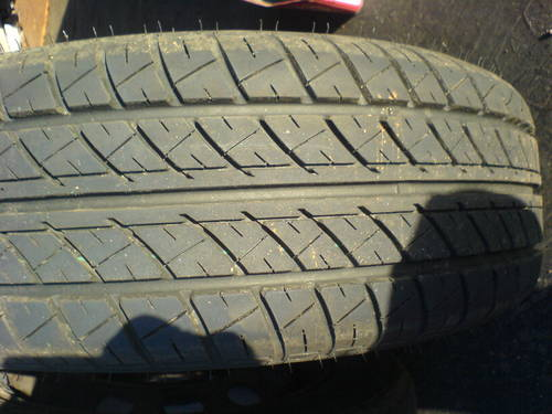 TYRES 185/65/14  x 4 on rims. For Sale (picture 2 of 2)