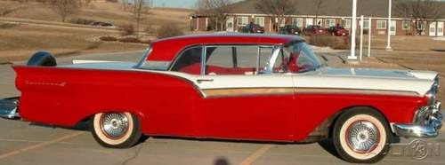 1957 Ford Skyliner Retractable HT Conv For Sale (picture 1 of 6)