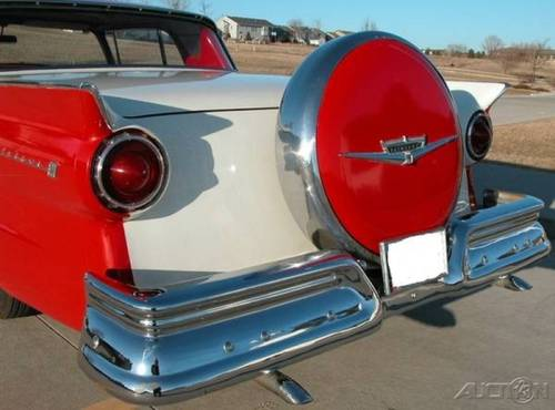 1957 Ford Skyliner Retractable HT Conv For Sale (picture 2 of 6)