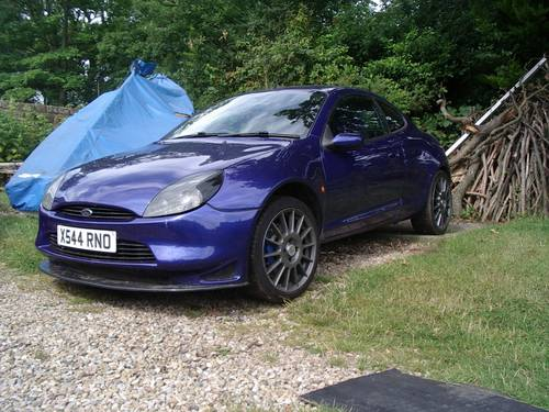 2000 Ford Racing Puma SOLD | Car And Classic