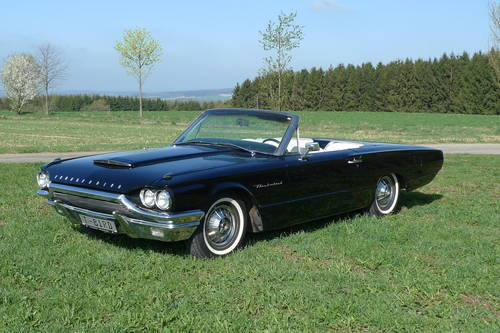 1964 Ford Thunderbird Sport Roadster For Sale (picture 1 of 6)