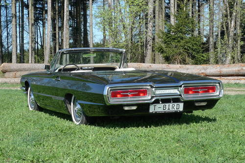 1964 Ford Thunderbird Sport Roadster For Sale (picture 2 of 6)