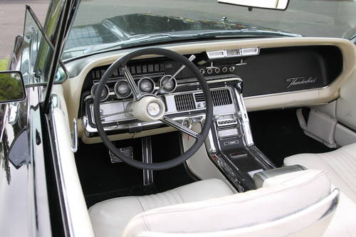 1964 Ford Thunderbird Sport Roadster For Sale (picture 4 of 6)