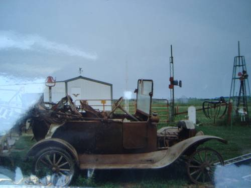 1917 Ford Model T Touring Car For Sale (picture 6 of 6)