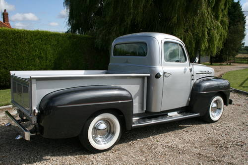 1952 Ford F100 V8 Auto Pick Up Truck NOW SOLD,MORE  Wanted (picture 2 of 6)