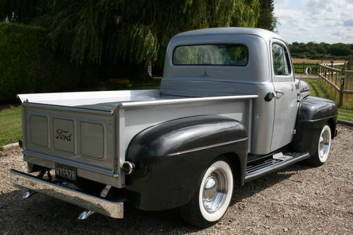 1952 Ford F100 V8 Auto Pick Up Truck NOW SOLD,MORE  Wanted (picture 4 of 6)