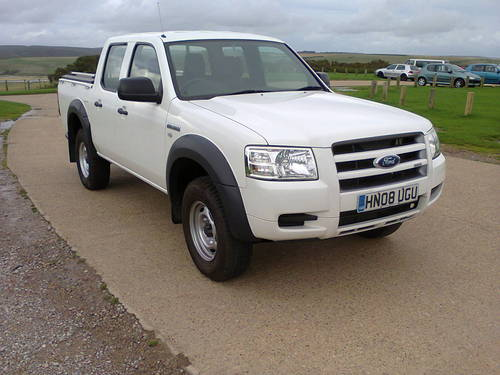 ford ranger double cab sold car  classic