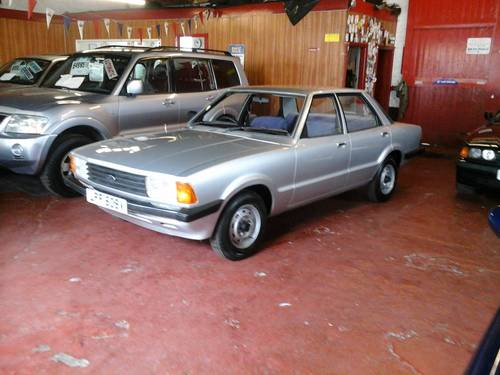 1980 V FORD CORTINA , 1.6L 4 DOOR,   For Sale (picture 2 of 6)