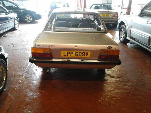1980 V FORD CORTINA , 1.6L 4 DOOR,   For Sale (picture 6 of 6)