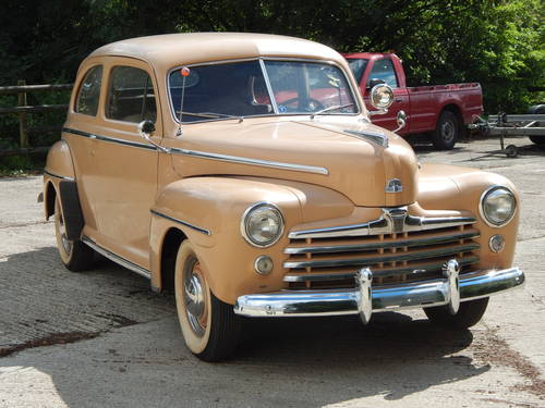 1947 Ford 2Door Sedan For Sale (picture 1 of 6)